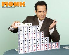 Monk, one of the best!!! Sooooo sad it ended though :( :( :( :(