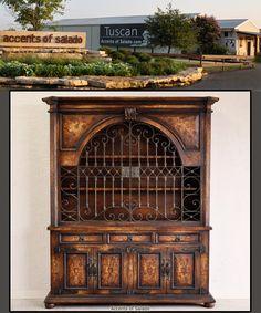 Tuscan Wrought Iron Furniture