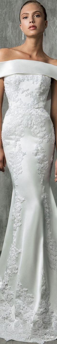 Victoria Kyriakides Bridal Fall 2018
