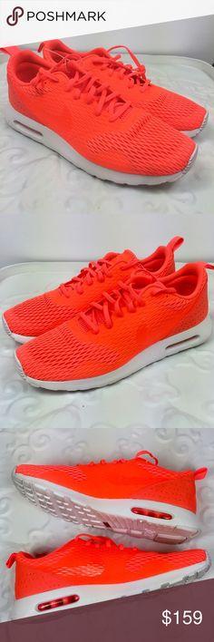 c3166263c8 New NIKE Men Neon Orange Lace Sport Athletic 13 Amazing NIKE shoes in  intense colors,