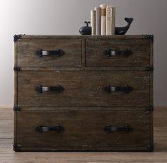 Wilkes Trunk Dresser