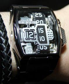 Devon Tread 2. Amazing Watch. Priceless Timepiece.