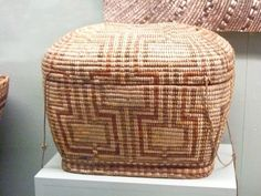 19th century CE Native American Baskets |Pinned from PinTo for iPad|