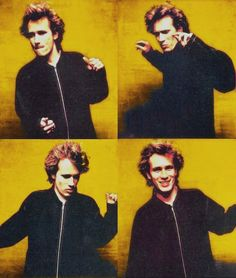 i like the format of this. 4 piece portrait. Its also vintage looking which i like, and its jeff buckley!!