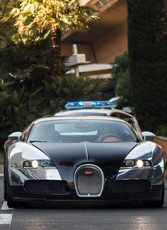 Luxury car Bugatti The Chase | source