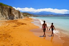 Xi (Ksi) beach, Kefalonia