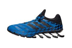 The latest colorways in adidas's popular Springblade silhouettes come in Royal Blue and Solar Red iterations.In the Springblade Ignite model, the shoe offers superb responseand aesthetics while runn...