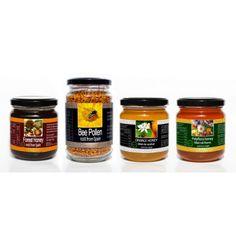 Spanish gourmet #honeys and #beepollen. #HONIG, #HONNING, #MIEL #MEL #blutenpollen #bipollen #honey #pollen #delimet Bee Pollen, Spanish, Barcelona, Food, Gourmet, Honey, Essen, Spanish Language, Barcelona Spain