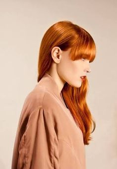 Image result for copper hair color