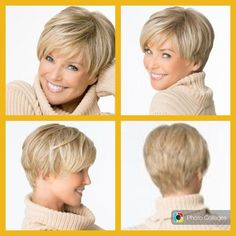 Hair Beauty - New Hair Short Styles Over 50 Layered Bobs Round Faces Ideas Long To Short Hair, Short Grey Hair, Short Hair Styles Easy, Short Hair With Layers, Layered Hair, Layered Bobs, Thin Hair Cuts, Short Hair Cuts For Women, Short Hairstyles For Women