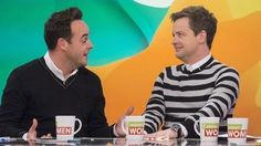 It's been a busy time for Ant and Dec, what with presenting the Brit Awards and the return of Declan Donnelly, Ant & Dec, Tv Presenters, Ants, Comedians, Britain, Clever, Wattpad, Random