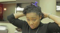 Curls Unleashed How To:  Shingling. Comment avoir de belles boucles en utilisant la Shingling Method, une des multiples techniques de coiffures permettant d'avoir de belles boucles sur cheveux naturels crépus, frisés, bouclés et ondulés: à regarder sur Curl Unleashed, the Webisodes.
