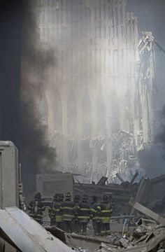 San Francisco Photojournalist Douglas Zimmerman: Sept. 11, 2001