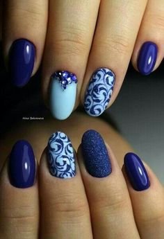 50 Top best beautiful creative nail ideas design & color