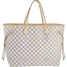 Louis Vuitton N51108 Handbag Neverfull GM Beige