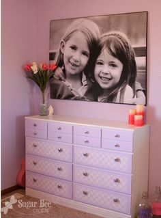 Weekend DIY: Giant Wall Picture for Under $15