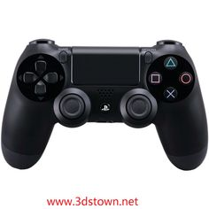 Dualshock 4 PS4 Wireless Controller black gamepad hand shank for PlayStation 4