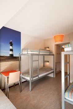 http://mochilerostv.com/ - Hostel Stayokay Egmond #Netherlands #stylish