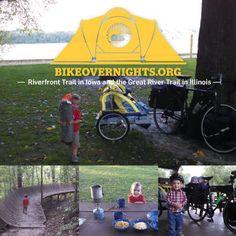 A Bike Overnight with Charlie — Bike Overnights