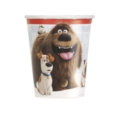 The Secret Life of Pets 9oz Party Cups [8 per Pack]