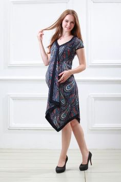 Cheap womama birthing wrap dress