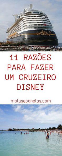11 razões para fazer um cruzeiro Disney   Malas e Panelas