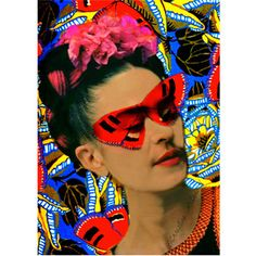 Frida Kahlo de Rivera - Polyvore