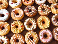Donuts: Tokyo smile food***