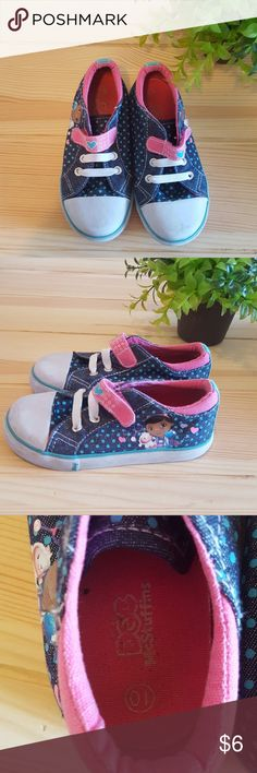 👟Doc Mc Stuffins Shoes Used.a few scuff marks but great condition Shoes Sneakers