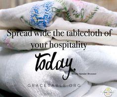 @WendySpeakeBrunner guest posts at GraceTable