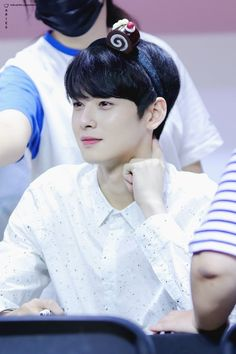 Korean fans have discovered ASTRO Eunwoo's visual equal — Koreaboo