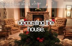 things i love about winter | things i love about winter | Tis' the Season...