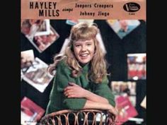 Hayley Mills - Johnny Jingo (1962) - YouTube