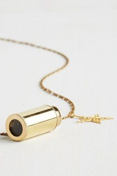 33 Insanely Sneaky Pieces Of Jewelry Every Girl Needs. The mini telescope necklace is my favorite <3