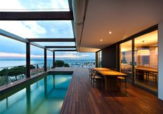 Cool Coastal House overlooking Bay of Roses, Spain    Spanish architects Magma couldn't have picked a better spot for this cool coastal house, overlooking the Bay of Roses - yes, it's as stunning as it sounds! http://www.magmaarquitectura.com/Default.aspx
