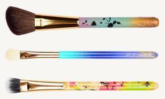 JACKS beauty line makeu brushes
