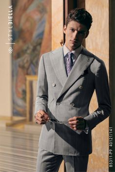 Stylbiella Suits – The Bespoke Club