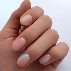 These Will Be the Biggest 2020 Nail Trends Funky Nails, Cute Nails, Pretty Nails, Spring Nail Trends, Nagellack Design, Mermaid Nails, Rainbow Nails, Minimalist Nails, Dream Nails