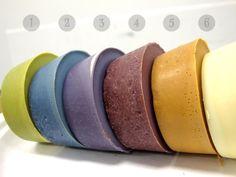 Making custom colorants for soap