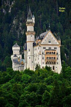 So wonderful castle, Germany