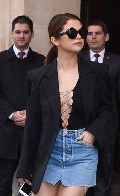 // Pinterest @esib123 //  #style #inspo  Selena Gomez News