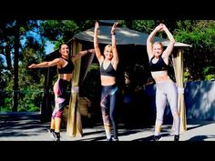 HIIT Workout For Upper Body With Dumbbells 17 min - YouTube