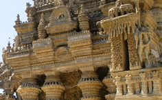 The Ferdinand Cheval's Ideal Palace - History - Postman Cheval's Ideal Palace