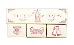 Powder Room Soap Set