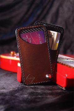 Custom wallets, cufflinks