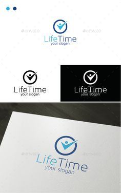 Life Time - Logo Design Template Vector #logotype Download it here: http://graphicriver.net/item/life-time/7796080?s_rank=1693?ref=nexion