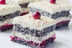 Cake Recept, Markova, Vanilla Cake, Sweet Recipes, Tiramisu, Cheesecake, Food To Make, Sweet Tooth, Recipies