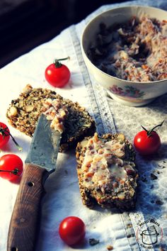 Chleb życia (paleo, bez jaj, bez mąki, low-carb)