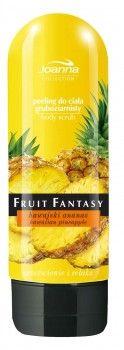 Peeling do ciała Fruit Fantasy dokładnie usuwa martwy naskórek, skutecznie oczyszcza i wygładza skórę. Idealnie zmiękcza, nawilża i przygotowuje skórę do kolejnych zabiegów. Sprawia, że jest zregenerowana i lepiej wchłania kosmetyki pielęgnacyjne, a owocowy aromat na długo poprawia samopoczucie.