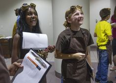 Science and math get a steampunk twist at UT camp - News Sentinel Story